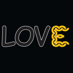 Mac & Cheese Love - Heavy Cotton ™ 100% Cotton T Shirt Design
