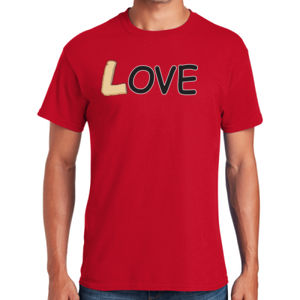 Bread Love - Heavy Cotton ™ 100% Cotton T Shirt Thumbnail