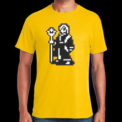Healer 1 (Male) - Heavy Cotton ™ 100% Cotton T Shirt Thumbnail