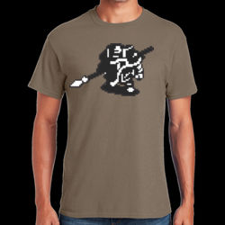 Knight 1 - Heavy Cotton ™ 100% Cotton T Shirt Thumbnail