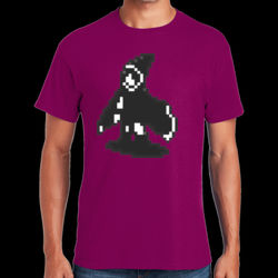 Mage 1 (Male) - Heavy Cotton ™ 100% Cotton T Shirt Thumbnail