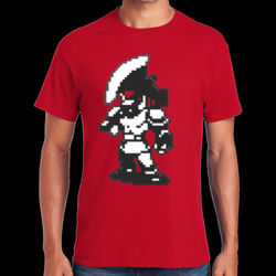 Barbarian 1 - Heavy Cotton ™ 100% Cotton T Shirt Thumbnail