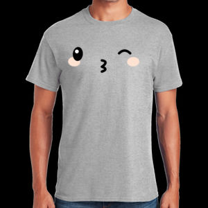 Flirty - Heavy Cotton ™ 100% Cotton T Shirt Thumbnail
