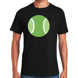 Tennisball - Heavy Cotton ™ 100% Cotton T Shirt Thumbnail