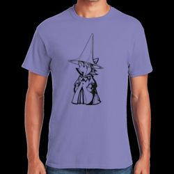 Black Mage Female - Heavy Cotton ™ 100% Cotton T Shirt Thumbnail