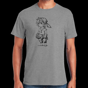 Thief Male - Heavy Cotton ™ 100% Cotton T Shirt Thumbnail